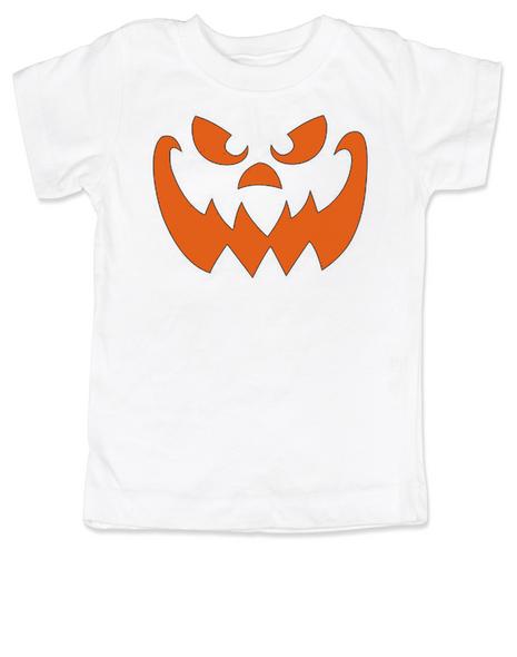 Halloween toddler shirt, Jack-O-toddler shirt, Jack-o-lantern toddler shirt, Pumpkin face toddler t-shirt, Halloween kid tee, Pumpkin Face toddler shirt, Halloween toddler shirt, Pumpkin kid tee, Unique Halloween shirt, halloween pumpkin toddler shirt, white