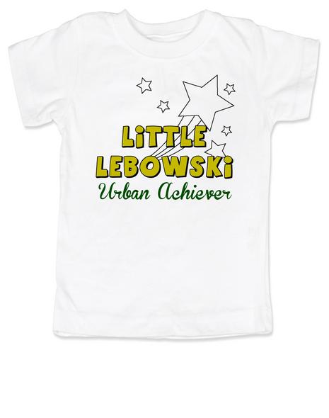 Little Lebowski Urban Achiever, Little Dude toddler shirt, Big Lebowski toddler t-shirt, Fuck it dude let's go bowling, The Big Lebowski kid shirt, The Dude toddler t-shirt