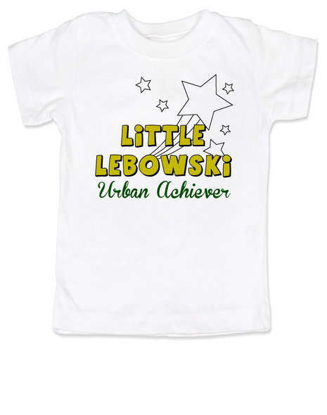 Little Lebowski Urban Achiever, Little Dude toddler shirt, Big Lebowski toddler t-shirt, Fuck it dude let's go bowling, The Big Lebowski kid shirt, The Dude toddler t-shirt