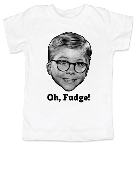 Oh Fudge Toddler Shirt