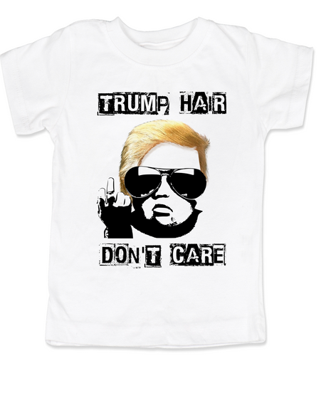 Donald Trump hair toddler shirt, Political toddler shirt, Make my diaper great again, Make America Great Again toddler shirt, 2016 Election toddler t-shirt, Political baby, Future Republican, white