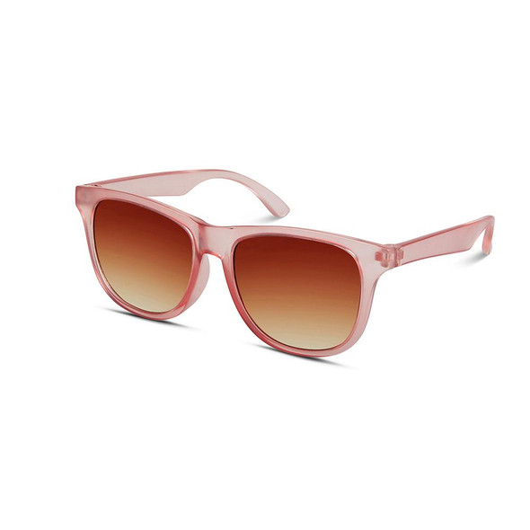 Hipster rose sunglasses, toddler sunglasses, baby sunglasses, pink sunglasses, retro baby sunglasses, cool kids sunglasses side