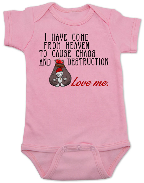 PERSONALISED BABY VEST BODYSUIT FUNNY SAYING L15