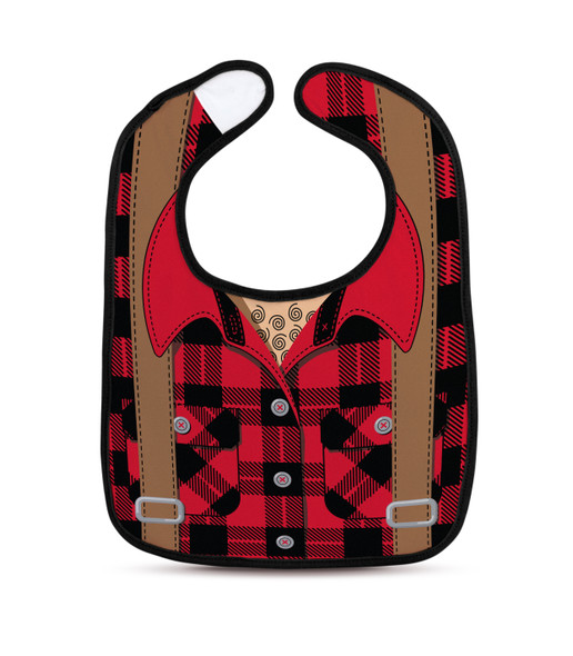 Manly baby gift set, baby with Tools, saw baby teether, plaid shirt baby bib, lumberjack baby bib, work with daddy, Daddy's buddy, outdoors baby, adventure baby, chest hair baby, baby shower gift set for dads, funny teether, novelty bib, funny baby gift set,  full bib