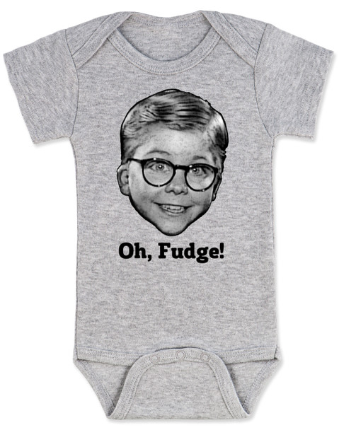 Oh Fudge Baby Bodysuit