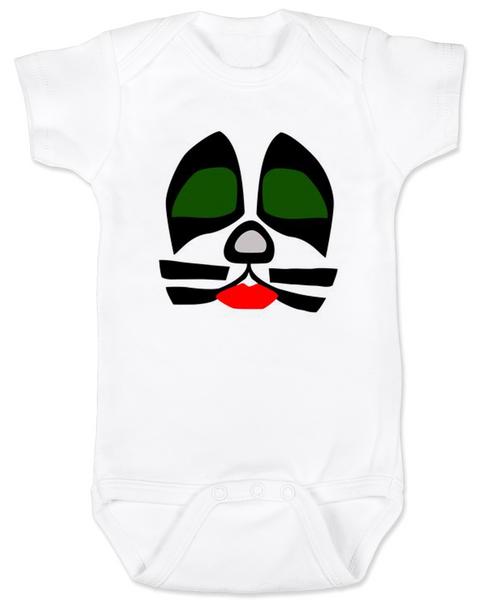 peter criss baby Bodysuit