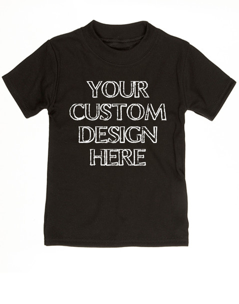 custom create your own toddler shirt, funny toddler shirts, personalized baby t-shirt, customized toddler gifts, Unique birthday gift for toddler, Custom Toddler T-shirt, Black