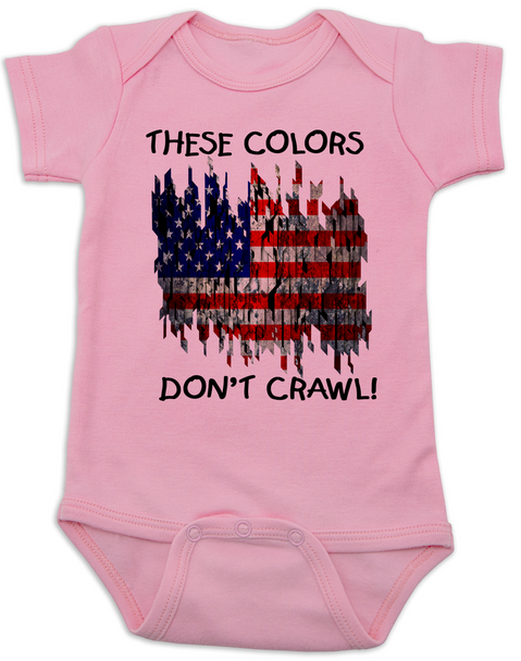 american flag Bodysuit pinkpatriotic Bodysuit pinkamerica baby Bodysuit pinkamerican flag Baby bodysuit pinkUnique patriotic baby clothing