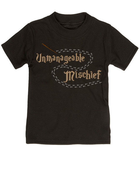 Unmanageable Mischief toddler shirt, funny harry potter kid shirt, toddler gift for harry potter fans, Mischief Managed toddler tshirt, Marauders Map kid shirt, Harry Potter toddler shirt, snuggle this muggle, Hogwarts toddler gift, Mischievous Toddler Harry Potter shirt, white