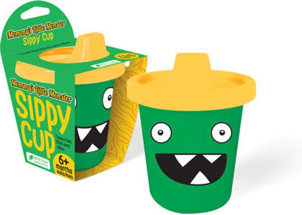 Mommy's Little Monster, novelty kids sippy cup, funny sippy cup for toddlers, Monster Sippy Cup, Halloween cup for toddlers, Halloween sippy cup, Mommy's Monster
