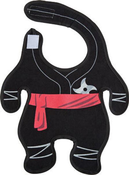 Ninja bib, baby ninja body bib, funny baby bib, kung fu baby, ninja baby gift, badass baby bibs, cool baby bib, little ninja baby, ninja assassin baby