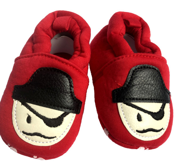 Pirate baby shoes, Nautical baby, ocean baby, little scallywag, pirate baby booty, cool baby shoes, badass baby shoes, Pirate shoes