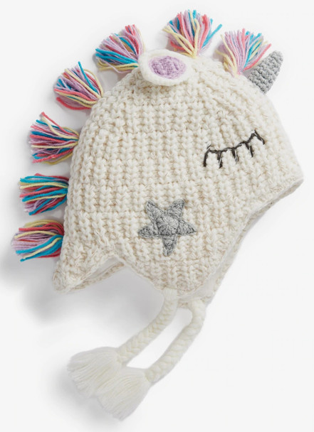 Crochet Unicorn hat, toddler unicorn hat, unicorn mohawk hat, toddler unicorn hat with horn, fleece lined crochet hat for toddlers, unicorn baby hat, cute hat for little girls, crochet unicorn hat for little girls