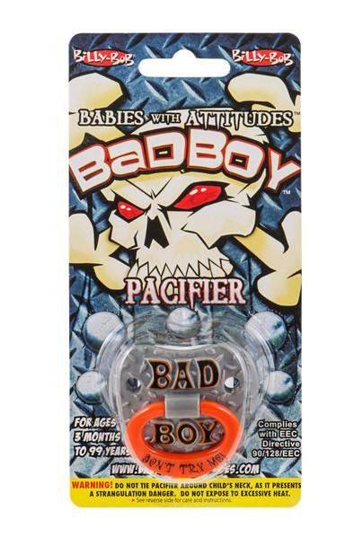 Bad Boy Binkie, tough guy pacifier, biker baby, Bad boy pacifier, Funny baby Pacifier, bad ass pacifier, attitude baby binky, baby shower gag gift, funny infant pacifier, funny baby binky, funny binkie, punk rock baby, billy-bob bad boy pacifier, novelty baby pacifier, baby wearing funny pacifier, cool kids pacifier, funny new parent gift, baby gift, pacifier in packaging
