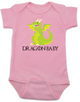 Dragon Baby baby Bodysuit, GOT, Little Dragon, poop is coming, little lanister, House Targaryen, Game of Thrones Onsie, pink