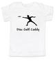 Disc Golf Cady toddler shirt, Future Disc Golfer, Disc golf toddler t-shirt, sports kid clothes, white