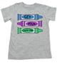 Get your Cray-on toddler shirt, Cray Cray toddler t-shirt, Crayon grey shirt