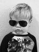 vulgar baby sunglasses, toddler aviator sunglasses, cool kid sunglasses, official vulgar baby glasses, silver metal aviator childrens sunglasses, baby pilot aviator glasses, original vulgar baby toddler