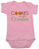 Cookies are for closers baby Bodysuit, Boss Baby Bodysuit, funny boss baby gift, pink