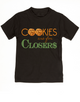 Cookies are for closers toddler shirt, Boss Baby kid shirt, funny boss baby gift, black