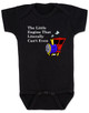 The little engine that could, literally can't even baby onesie, Little engine baby gift, funny train baby bodysuit, funny bookish baby gift, Book reference baby onesie, Little Engine Literally Can't Even, funny childrens book parody, nursery rhyme funny onesie, funny book baby bodysuit, Train engine baby onesie, black