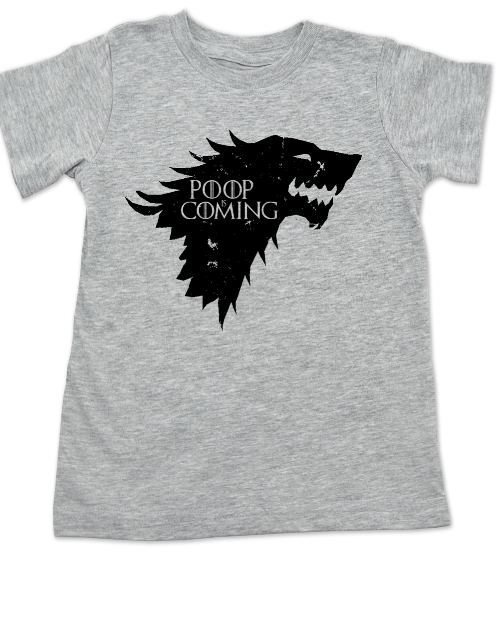 3e0246e2c3 Poop is Coming toddler shirt, potty training is a game of thrones, house  Stark