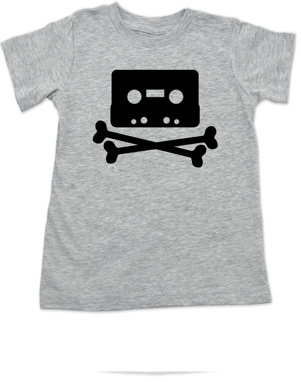 Pirate Toddler Shirt