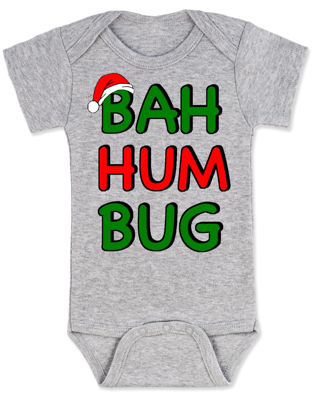 a420372e7 Bah Humbug Baby Bodysuit