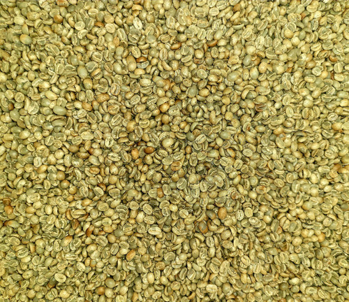 The Hemp and Coffee Exchange Green Coffee Beans