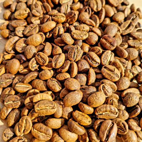 The Hemp and Coffee Exchange Whole Bean Coffee By Pound