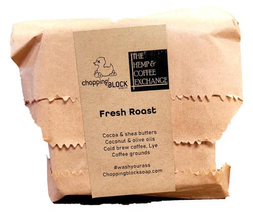 The Hemp and Coffee Exchange Coffee Soap