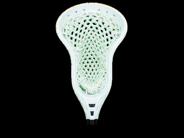 Mogul Mesh Pure White Soft and Waxed Lacrosse Mesh