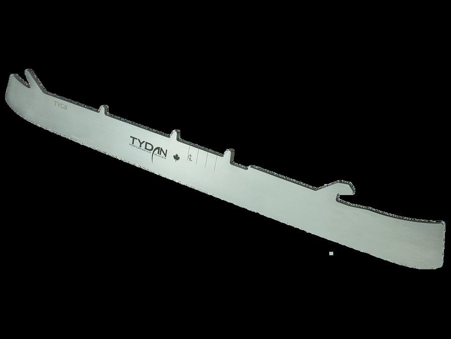 TYDAN Stainless Steel Goalie Blades - Bauer Vertexx Edge Fit