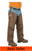 Dan's Hunting Gear 604 High 'N Dry Chaps w/ Zipper Briarproof  Windwalker Outdoors Montana U.S.A