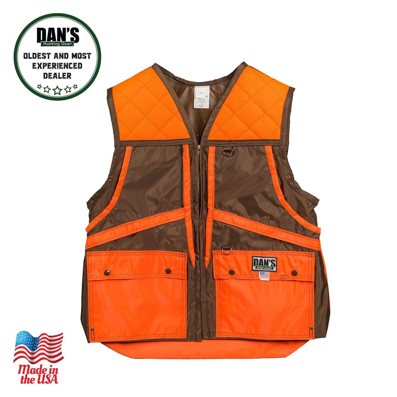 Dan's Hunting Gear - 424 - Game Vest