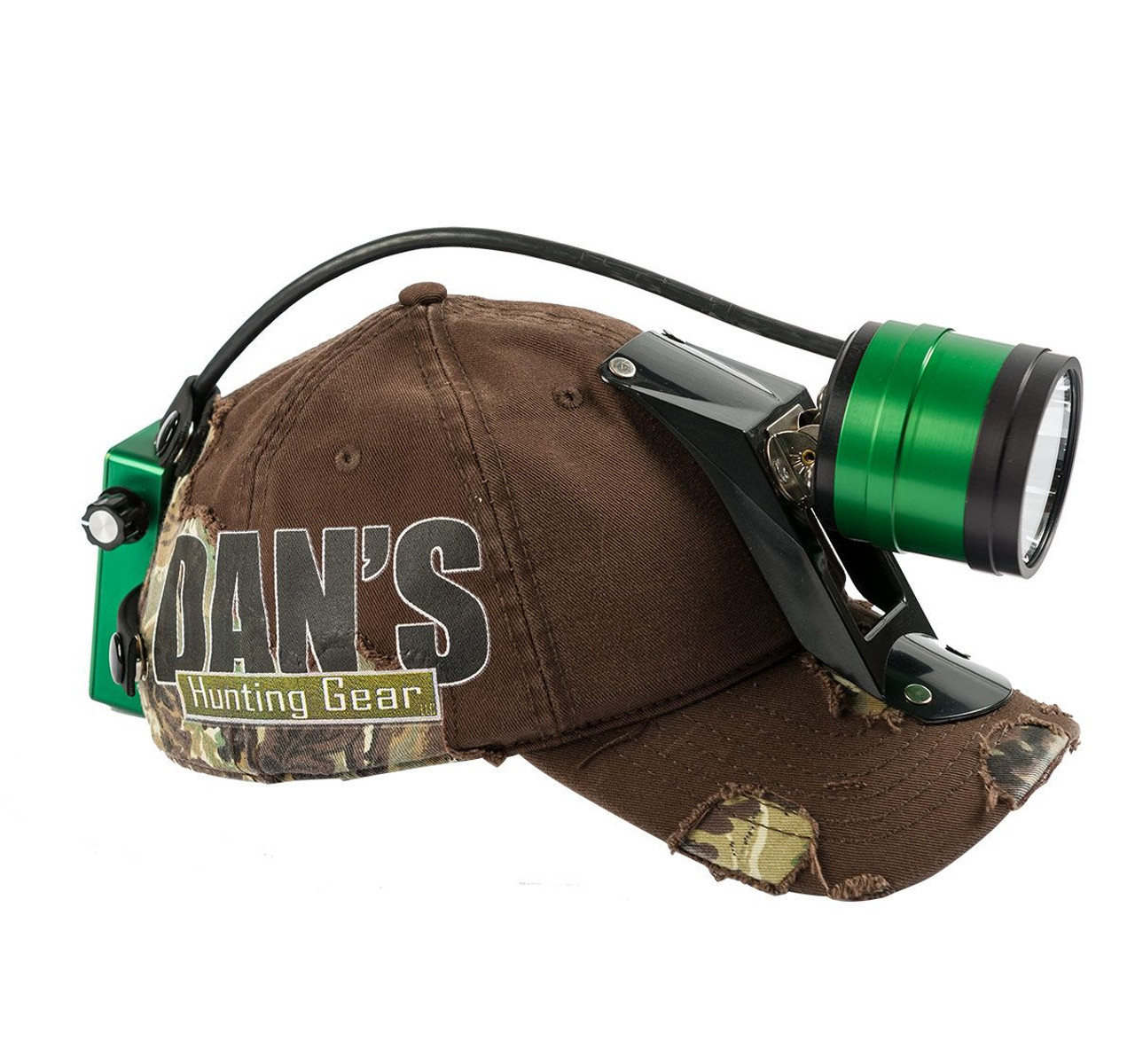 Big Dog Genesis Light, Dan's hunting gear