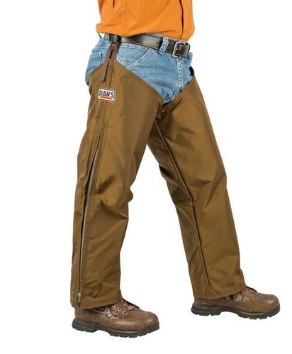 Dan's Hunting Gear - 61-802 - Rugged Wear Five Star chaps| Windwalker Outdoors | Ohio U.S.A.