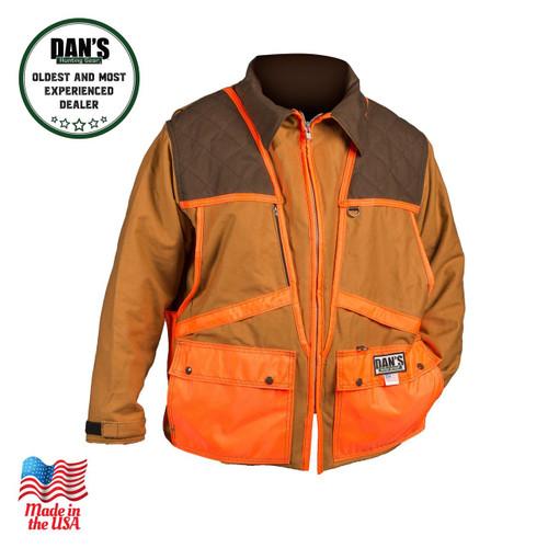 Dan's Hunting Gear - 425 - Upland Coat | Windwalker Outdoors | Montana U.S.A.