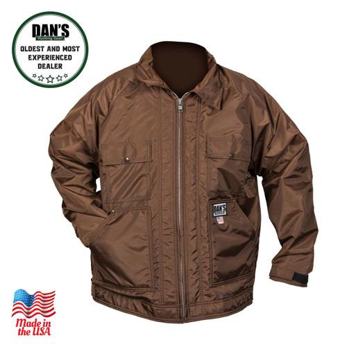Dan's Hunting Gear - 401 - Sportsman's Choice Coat| Waterproof Hunting Coat | Briarproof | Windwalker Outdoors | Montana U.S.A.