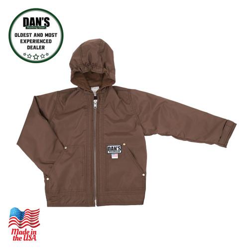 Dan's Hunting Gear - K401 Kid's Hooded Coat  - Windwalker Outdoors