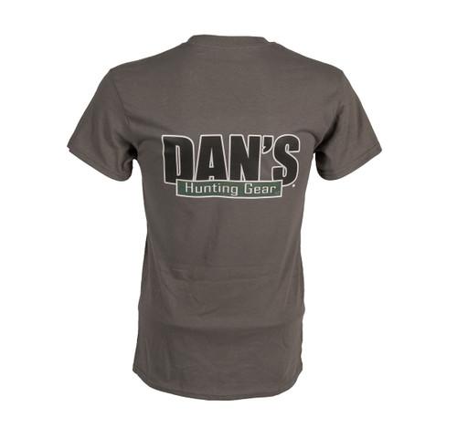 Dans Hunting Gear Men's Logo T-Shirts