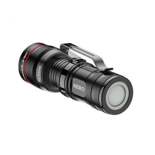 Nebo Micro Red Line 6272
