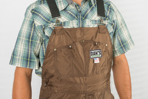 Dan's Hunting Gear - 315 - High 'N Dry Briarproof Bibs| Windwalker Outdoors |