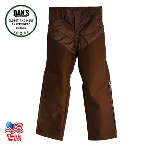 Dan's Hunting Gear - 510 - Brush Busters Briarproof Pants  Windwalker Outdoors   Montana U.S.A.