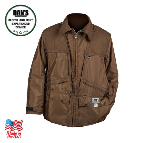 Dan's Hunting Gear - 423 - Briarproof Game Coat | Windwalker Outdoors | Montana U.S.A.