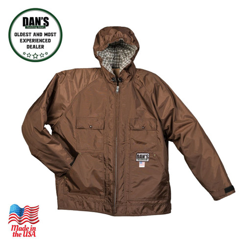 Dan's Hunting Gear - 401 - Sportsman's Choice Coat| Waterproof Hunting Coat | Briarproof | Windwalker Outdoors | Montana U.S.A.