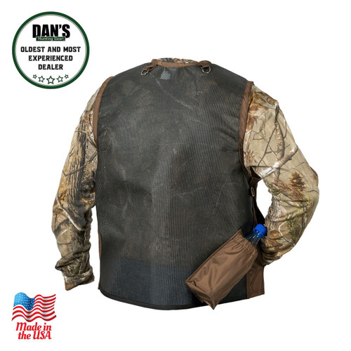 Dan's Hunting Gear - 428 Dog Days Hunting Vest - Briarproof -  Windwalker Outdoors