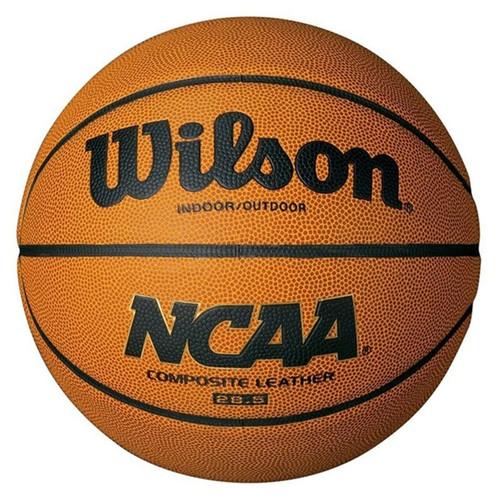 Wilson NCAA Replica Composite Basketball - Size 6