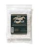 1 lb Bag, Natural Sea Salt, Crystal Salt. Maine Sea Salt, Grinder Or Mill Refill.  Hand Harvested. 1 lb Zipper Bag. 1.25 WT Certified Kosher