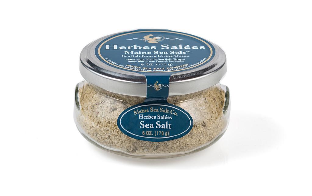 Herbes Sal'ees    (6 oz) Gift Jar. Savory, Thyme, Sage, Marjoram, Lavender,